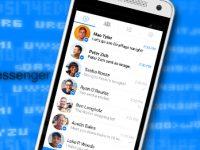 Facebook Messenger bekommt SMS Funktion zurück