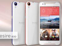 HTC Desire 830 BoomSound Smartphone offiziell vorgestellt