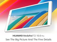 Huawei MediaPad T2 10.0 Pro ab sofort ab 249 Euro verfügbar