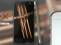Moto X4 zeigt sich auf offiziellen Pressefotos!