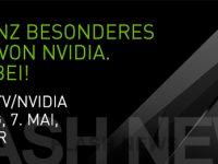 NVIDIA stellt heute Nacht etwas Geheimes im Livestream vor!
