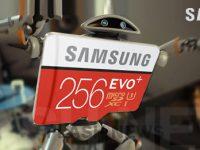 Samsung 256 GB EVO Plus MicroSD-Card ab sofort im Handel