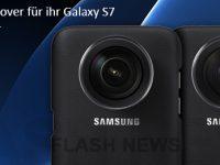 Samsung Lens Cover: Das Galaxy S7 mit erweiterten Horizont