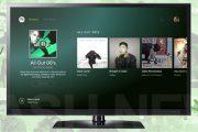 Spotify für Android TV kann nun auch Sprachbefehle entgegennehmen