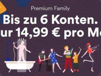 Spotify wird günstiger: Premium Family macht es möglich!
