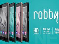 Wiko Robby: Metall-Smartphone mit Dual-Lautsprecher nun offiziell