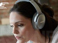 Neue kabellose Kopfhörer: Bose QuietComfort 35 und QuietControl 30