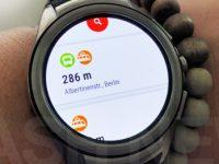 DB Navigator Update bringt Android Wear Smartwatch Unterstützung
