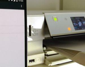 Aus digital mach analog: Verschiedene Lösungen zum Drucken mit Android-Geräten