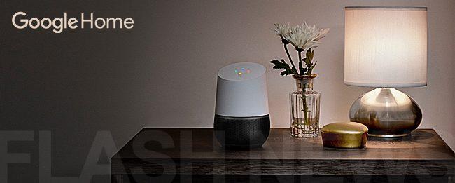 google-home-flashnews