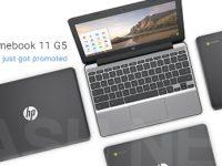 HP Chromebook 11 G5 unter 200 Euro und Android App ready