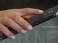 HP Elite X3 hat nun endlich seinen Fingerabdrucksensor bekommen