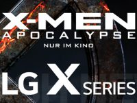 X Power und X Mach: LG läutet die X-Men Apocalypse ein