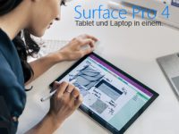 Gratis Adobe Photoshop CC bei Kauf eines Microsoft Surface Book