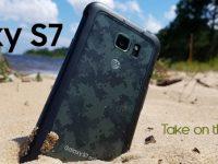 Das Samsung Galaxy S7 Active ist nun offiziell