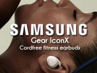 Samsung stellt die Gear IconX in New York offiziell vor