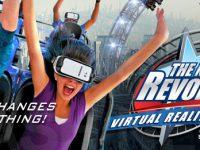 Virtual Reality zum sehen und spüren Dank Samsung Gear VR und Six Flags