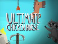 Ultimate Chicken Horse: Das Party Game für die NVIDIA Shield