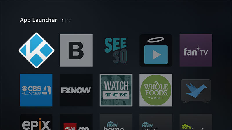 Amazon Pimpt Den App Launcher Der Fire Tv Ger 228 Te