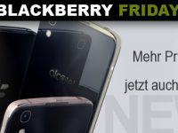 Ist das BlackBerry Neon in Wirklichkeit ein Alcatel Idol 4? [BlackBerry Friday]