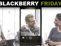 BlackBerry präsentiert neuen TV Spot für das PRIV [BlackBerry Friday]