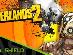 NVIDIA Shield Android TV: Borderlands 2 ab sofort verfügbar
