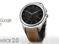 So sollen die beiden Google Nexus Smartwatches aussehen
