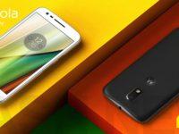 Lenovo zeigt in den UK das Moto E3 Einsteiger Smartphone