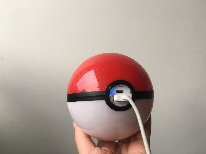 Pokemon Go Ball Als 5 300 Mah Akku Pack 181436