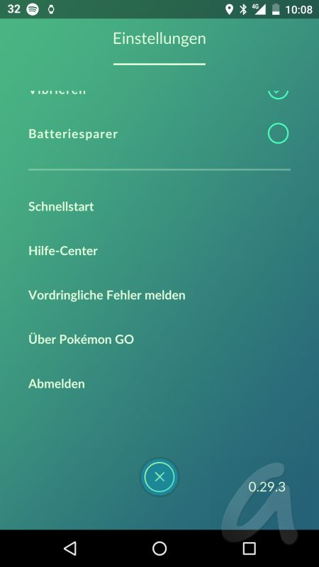 Großes Pokémon Go Update Für Android Und Ios