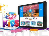 Sky Kids: Streaming App für Kinder veröffentlicht!