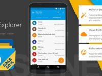 Solid Explorer Update bringt Verschlüsselung durch Fingerabdruck