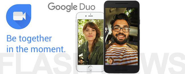 google-duo-flashnews