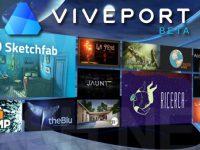 HTC Viveport: Vive eröffnet VR-Store nun offiziell für alle