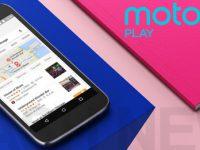 Moto G Play offiziell für Deutschland vorgestellt