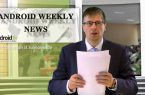 [Video] android weekly NEWS der 31. Kalenderwoche