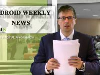 [Video] android weekly NEWS der 31. Kalenderwoche