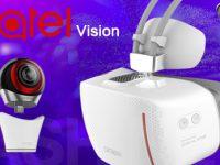Alcatel Vision & 360 Cam: Alcatel erweitert sein VR-Portfolio