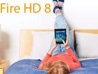 Amazon Fire HD 8: Einmal von allem mehr