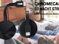 Gestatten – so sieht der neue Google Chromecast Ultra aus