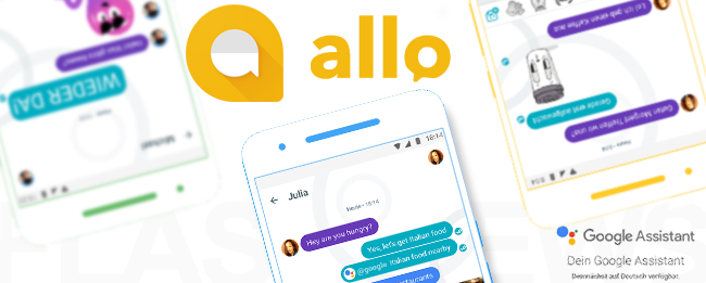 google-allo-flashnews