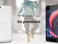 HTC Desire 10 Lifestyle offiziell – HTC Desire 10 Pro nicht für Deutschland