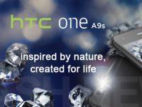 HTC One A9s: Neues Mittelklasse Smartphone ist offiziell