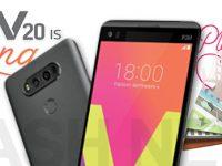 Das LG V20 ist offiziell und unter Umständen das bessere G5