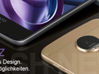 Motorola verteilt Android 7.0 Update für das Moto Z