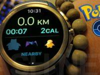 Pokémon GO kommt auch für eure Android Wear Smartwatch