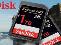 1 Terabyte Speicherkarte auf der Photokina von SanDisk präsentiert