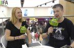 [Video] Huawei Nova im IFA 2016 Interview mit Kathrin Widmayr