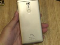 [Video] ZTE Axon 7 Mini – First IFA 2016 HandsOn