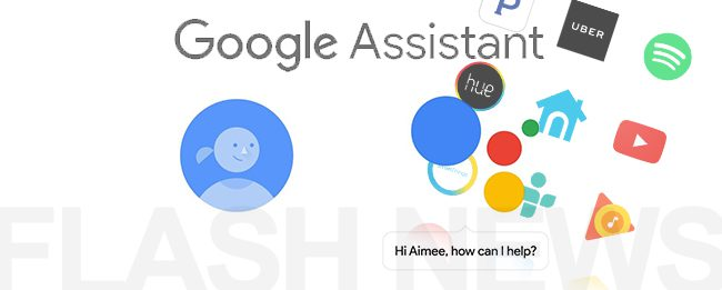 google-assistant-flashnews